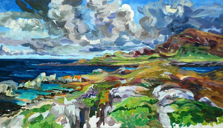 Towards Killoran, Isle of Colonsay